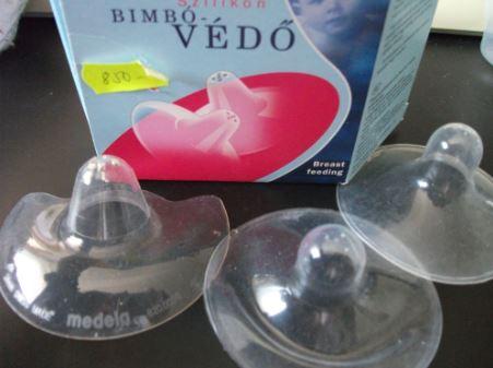 Bimbóvédő szoptatáshoz - szilikon és Medela - Eladó Babacuccok 7e565eb27c