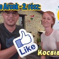 Camino Arcok 2. rész - Kocsis Rita, Albergue RiCa (videó)