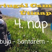 Portugál Camino útinapló - 4. nap