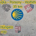 Camino Húngaro útinapló - Tizenegyedik (utolsó) nap