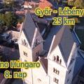 Camino Húngaro útinapló - Nyolcadik nap