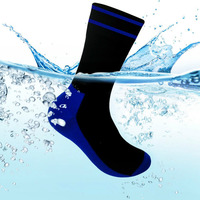 Vízálló zokni teszt