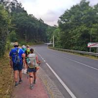 Camino del Norte - 10. nap - El Pontarrón de Guriezo - Santona
