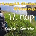 Portugál Camino útinapló - 17. nap