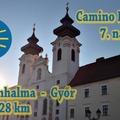Camino Húngaro útinapló - Hetedik nap