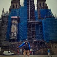 30. nap - 12 kilométer - Santiago de Compostela