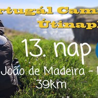 Portugál Camino útinapló - 13. nap