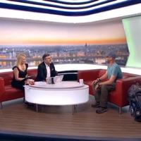 El Camino magyar szemmel - ATV interjú - 2018.08.01.