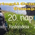 Portugál Camino útinapló - 20. nap