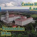 Camino Húngaro útinapló - Hatodik nap