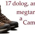 17 dolog, amire a Camino alatt rájöttem