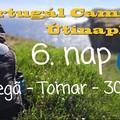 Portugál Camino útinapló - 6. nap