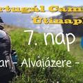 Portugál Camino útinapló - 7. nap