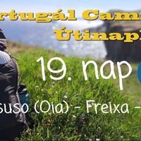 Portugál Camino útinapló - 19. nap