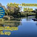 Camino Húngaro útinapló - Kilencedik nap