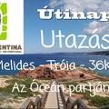 Rota Vicentina - 36 kilométer az Óceán partján