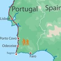 El Camino Portugál Út - az odaút megtervezése, biztosítás