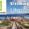 Rota Vicentina - Úton Lisszabonba 1. nap