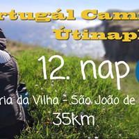 Portugál Camino útinapló - 12. nap