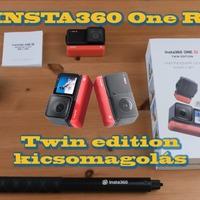 TECH rovat - InstaONE R 360 Twin Edition kamera bemutató (videó)
