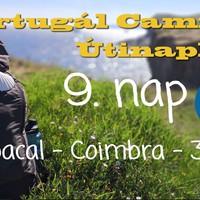 Portugál Camino útinapló - 9. nap