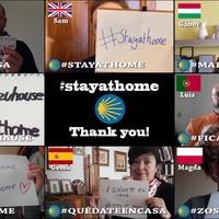 Zarándokok a világból szívességet kérnek - Videó