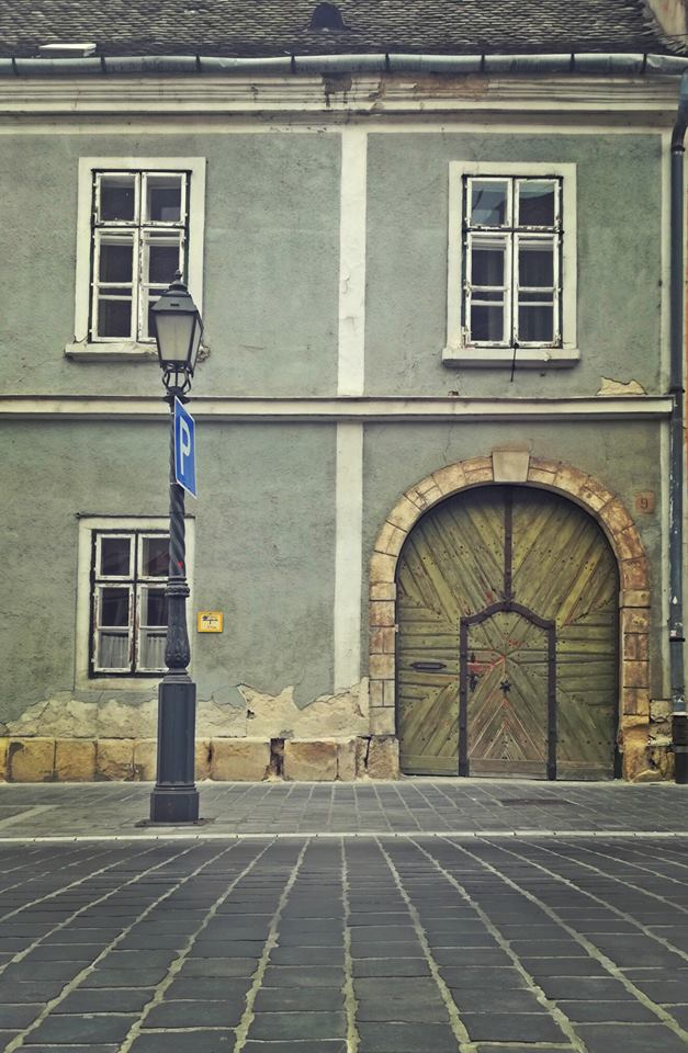 Szép kapu a várban