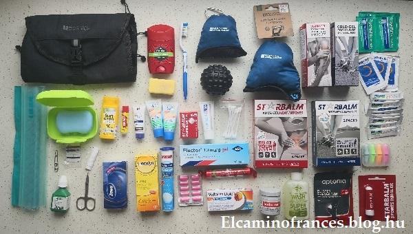 el_camino_del_norte_eszaki_ut_felszereles_pipere_vitamin_gyogyszer_lista.jpg
