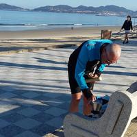 13. nap 2017.08.08. Vigo - Alba, A Cendora