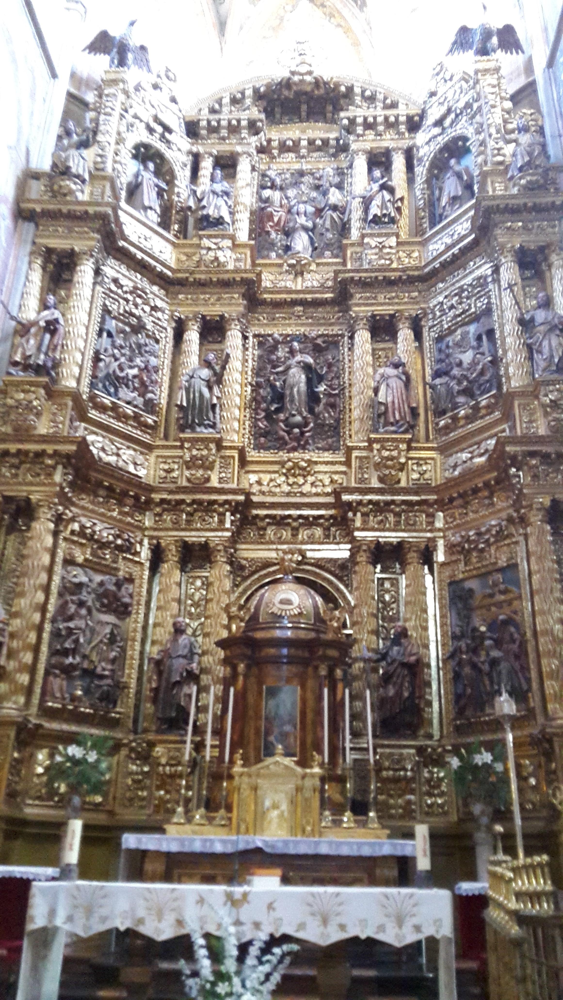 Viana Iglesia Santa Maria