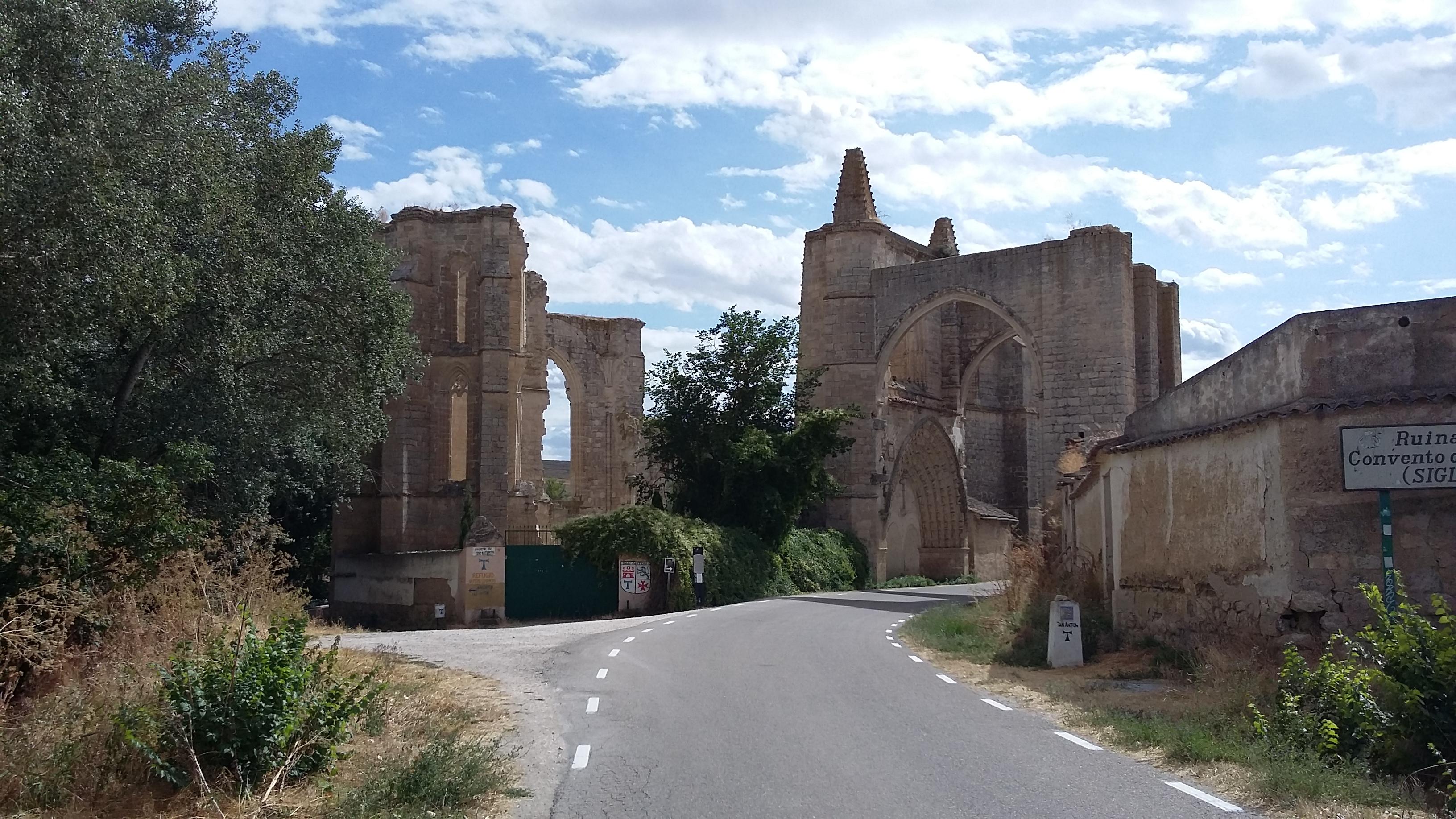 Ruinas del convento de San Antón