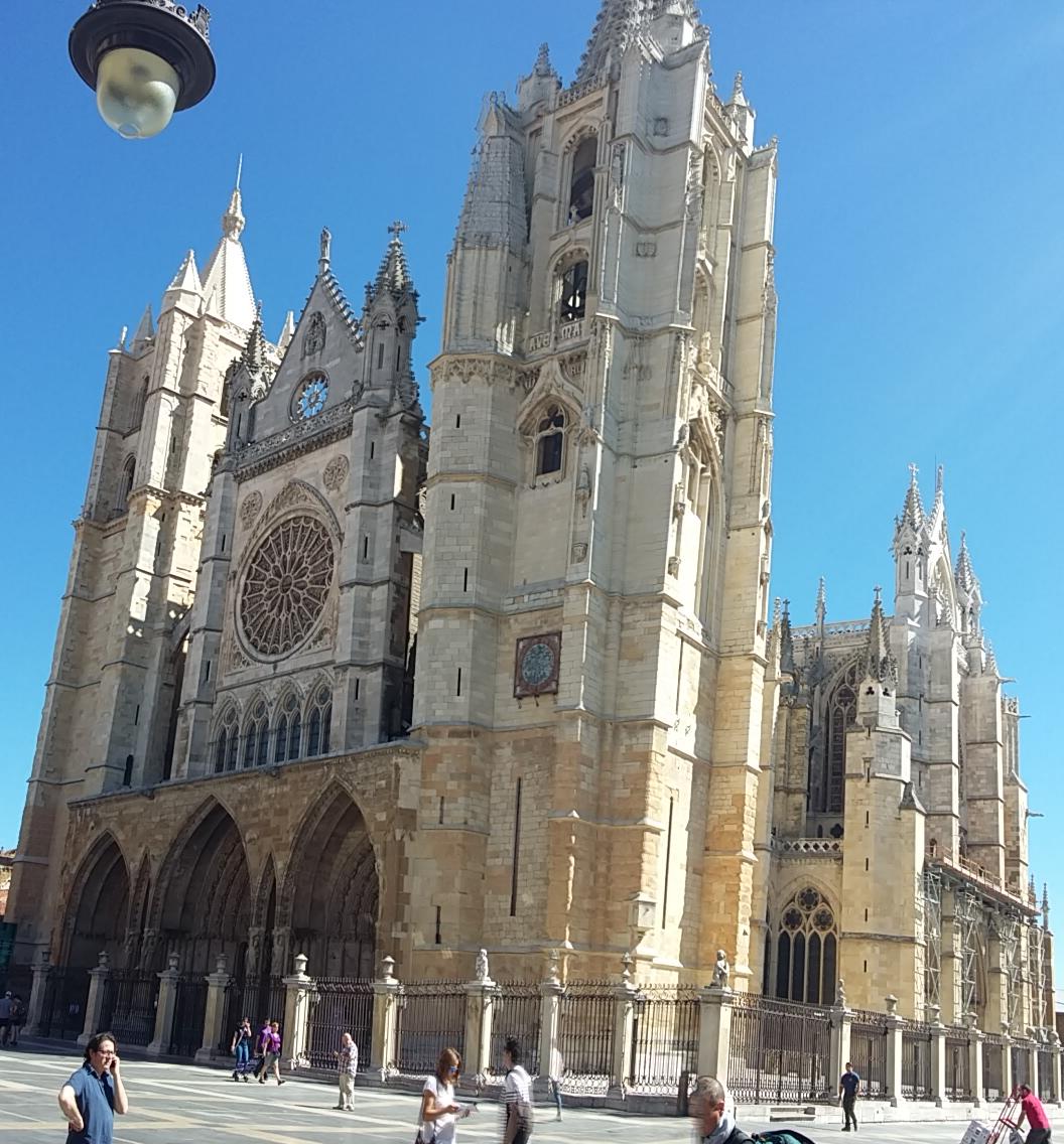 León Szűz Mária katedrális