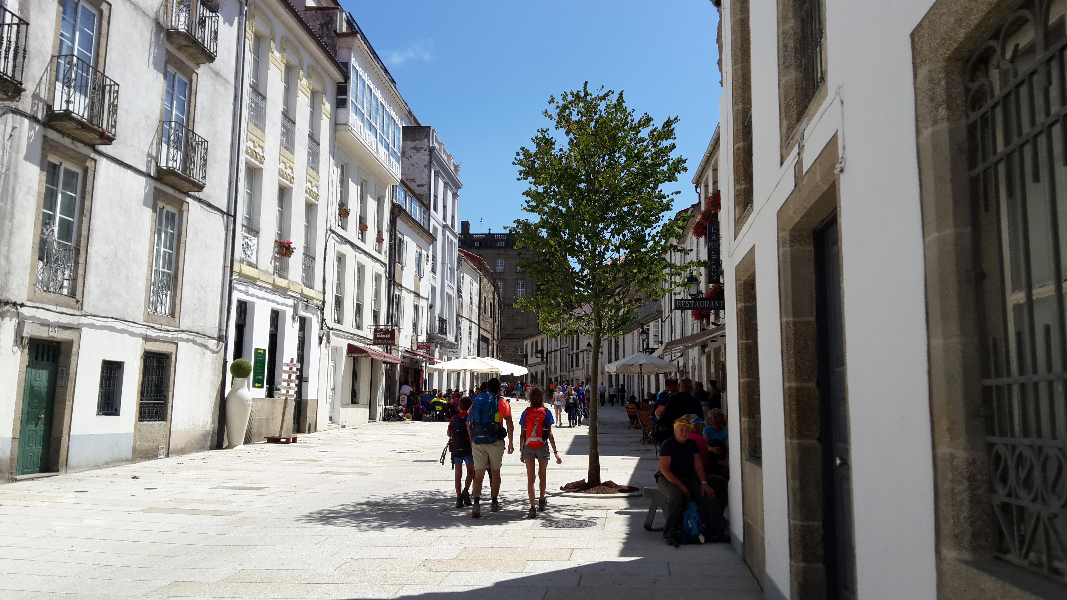 Santiago de Compostela. A Zarándokhivatal