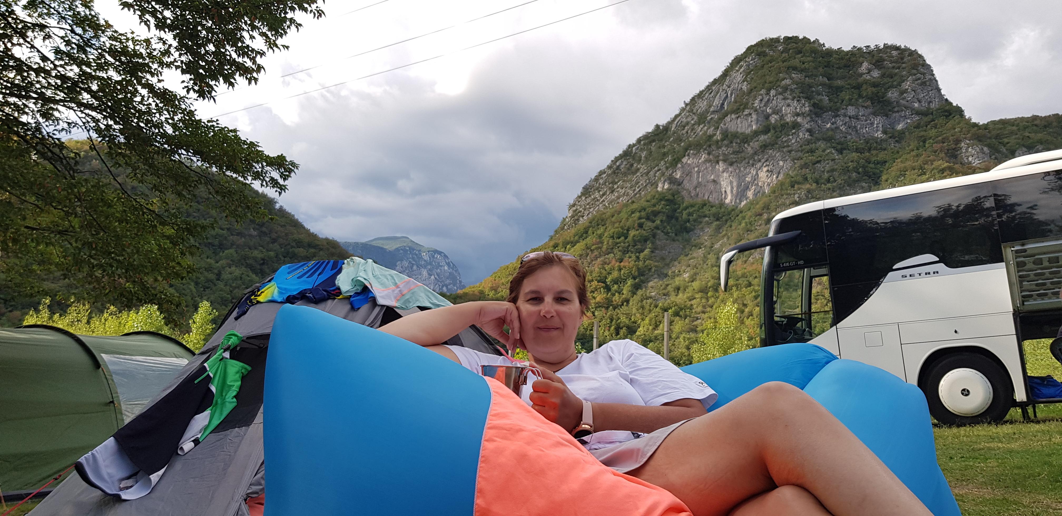 Ai Pioppi Camping pihenés