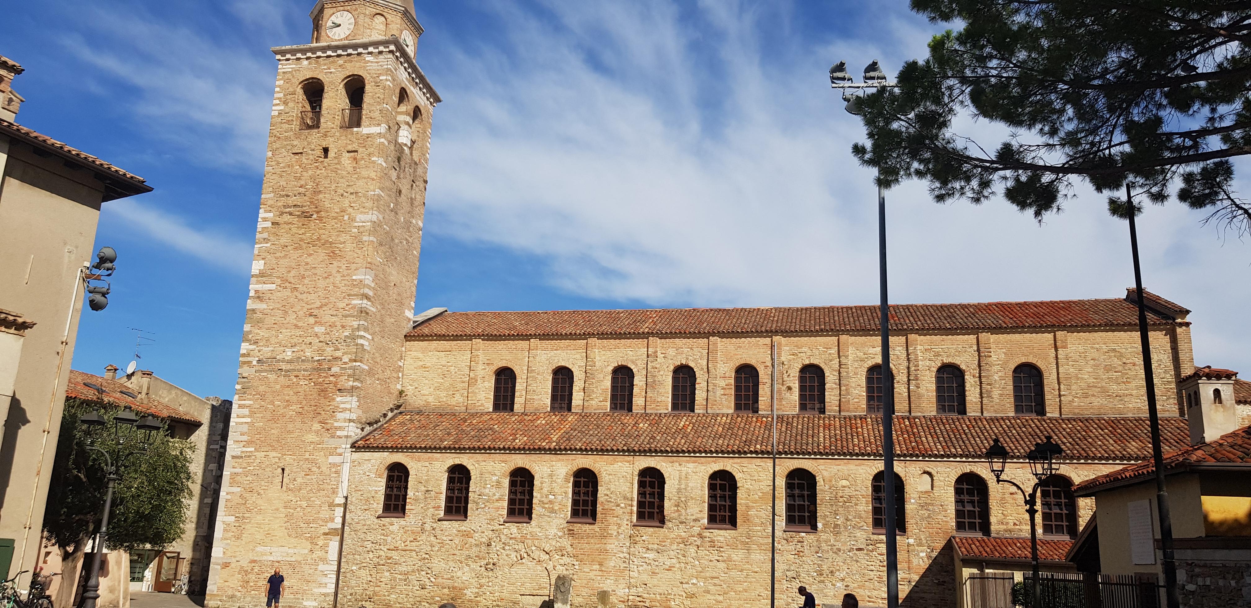 Grado Basilica Santa Eufemia
