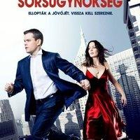 Film-kritika: Sorsügynökség