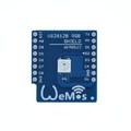 WS2812 shield használata Wemos D1 mini alaplappal