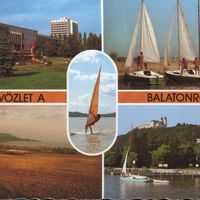 Elegem van a Balatont szapulókból