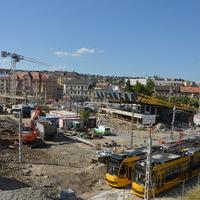 Elegem van a katasztrofális budapesti közlekedésből