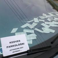Elegem van a parkolási cégekből