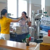 Lélegeztető készülék az újszülötteknek