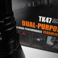 Fenix dupla bemutató! A TK47 szteroidos verziója 3200 lumennel és egy remek fejlámpa, HM50R!