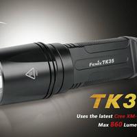 Újdonság - Fenix TK35 v2, Rofis TR51