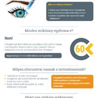 Infografika: minden a műkönnyekről