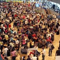A világ legrosszabb repterei