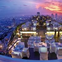 Éttermek a világ tetején