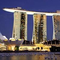 Legendás szállodák: a Marina Bay Sands Hotel