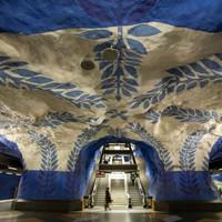 A legmenőbb metrómegállók