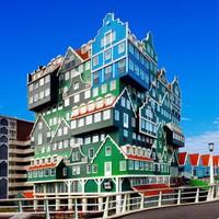 Hihetetlen hotelek a nagyvilágból