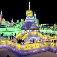 Jégcsoda Kínában